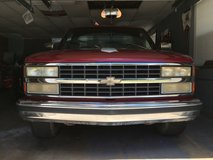 92 Sliverado bumpers and grill in Fort Rucker, Alabama
