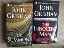 2 John Grisham books in Watertown, New York