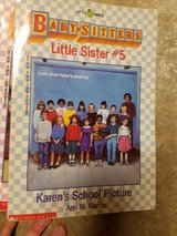 23 babysitters little sister book lot in Watertown, New York