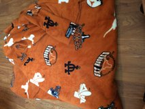 UT Snuggie in Baytown, Texas