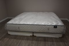 King Sized Aireloom Mattress in Tomball, Texas