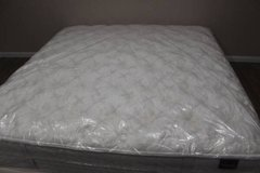 New King Size Mattress Aireloom Preferred Nova in Tomball, Texas
