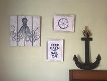 Nautical Nursery Home Decor in Fort Lewis, Washington