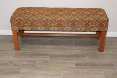 New Mexico Style Bench in Tomball, Texas