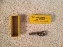 L. E. Wilson Primer Crimp Remover. in Alamogordo, New Mexico