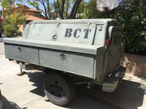 Zombie Apocalypse Bail Out Trailer in Temecula, California