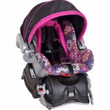 Car seat and base in Fort Riley, Kansas