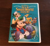 It's a Small World of Fun! DVD in Joliet, Illinois