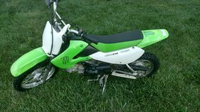 2007 Kawasaki klx 110 in DeKalb, Illinois