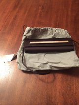 NWT black and crystal classy clutch/ evening purse in Sandwich, Illinois