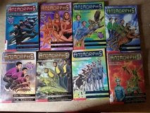 8 Animorphs books in Watertown, New York