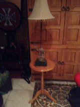 Side table&lamp in Lawton, Oklahoma