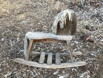 Ghost hunting paranormal antique Rocking horse trigger object in San Diego, California