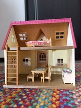 Calico Critters Cozy Cottage in Okinawa, Japan