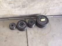 Weights W/ Bar in Fort Carson, Colorado