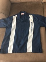 "men's ""rat pack"" bowling shirt XL in Plainfield, Illinois"