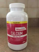 Calcium 600 mg + D3 Tablets - new/sealed/unopened in Cleveland, Ohio