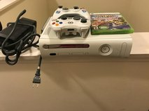 X Box 360 with Sonic Allstars game in Fort Drum, New York