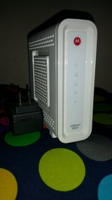Cable modem in Yucca Valley, California