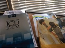 Medical Coding Books in Macon, Georgia