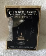 Cracker Barrel oil lamp replacement cartridge in Houston, Texas