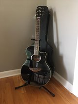 Yamaha APX500ll Acoustic-Electric Guitar (Black) in Aurora, Illinois