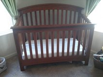 Crib and Dresser in Fort Polk, Louisiana