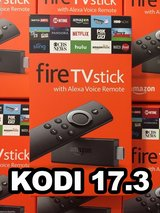 Amazon Fire TV Stick with KODI 17.3 Firestick! in Moody AFB, Georgia