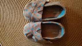 Toms (toddler) in Fort Carson, Colorado