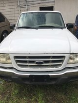 $2500 FORD RANGER 2001 Single Cab Runs great, New tires, Cold AC, Clean Title in Pasadena, Texas