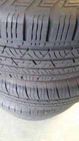 235/65/17 great used tires in Fort Rucker, Alabama