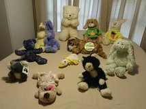 Stuffed animals (LIKE NEW CONDITION) in Moody AFB, Georgia
