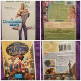 MICKEY DONALD GOOFY THE THREE MUSKETEERS AND HILARY DUFF A CINDERELLA STORY in Fort Leavenworth, Kansas
