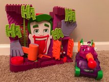 Fisher-Price Imaginext DC Super Friends, The Joker's Fun House & Tank in Aurora, Illinois