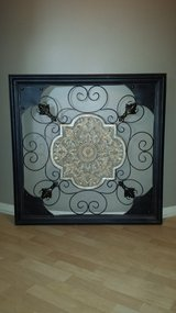 """Stunning!  Metal Wall Art 36"""" Square in Naperville, Illinois"""
