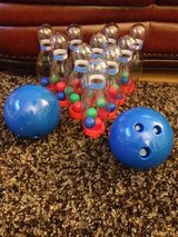 Little Tykes bowling set in Baytown, Texas