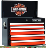 5-DRAWER DYNAGLIDE TOOL CHEST HARLEY DAVIDSON (HD) MADE BY CRAFTSMAN in Colorado Springs, Colorado