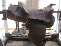 Big Horn Saddle in Fairfield, California