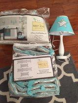 Grey and turquoise zig zag collection in Vacaville, California