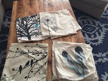 Linen Covers for Couch Pillows in Beaufort, South Carolina