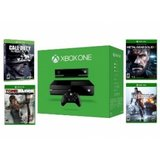 New Xbox One Shooter Action Bundle with an Xbox One Console in Pearl Harbor, Hawaii