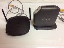 Belkin-N300-Wireless-Router   /     Belkin Surf 300 Mbps Wireless N Router in Leesville, Louisiana