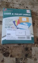 Laser & InkJet Labels in Fort Hood, Texas