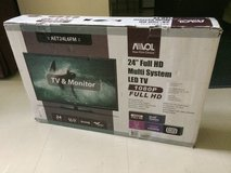 "AVOL 24"" Full HD Multi System LED TV in Okinawa, Japan"