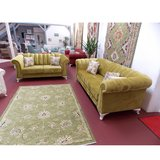 Home Goodies Sofa Set King 3 Seat Sofa with Bed Extension + 2 Seat Sofa in Ramstein, Germany