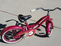 Size 16 kids bike -Raleigh Retro in Glendale Heights, Illinois