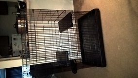 large cage, perfect for rats or chinchillas in Bartlett, Illinois