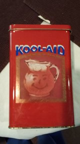 Vintage Kool Aid Tin in Fort Campbell, Kentucky