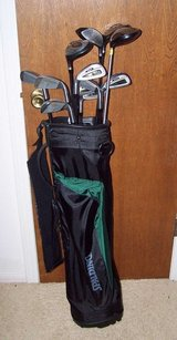 Left Handed Golf Club Set in Tomball, Texas