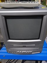 "9"" Color TV/DVD Combo in Aurora, Illinois"